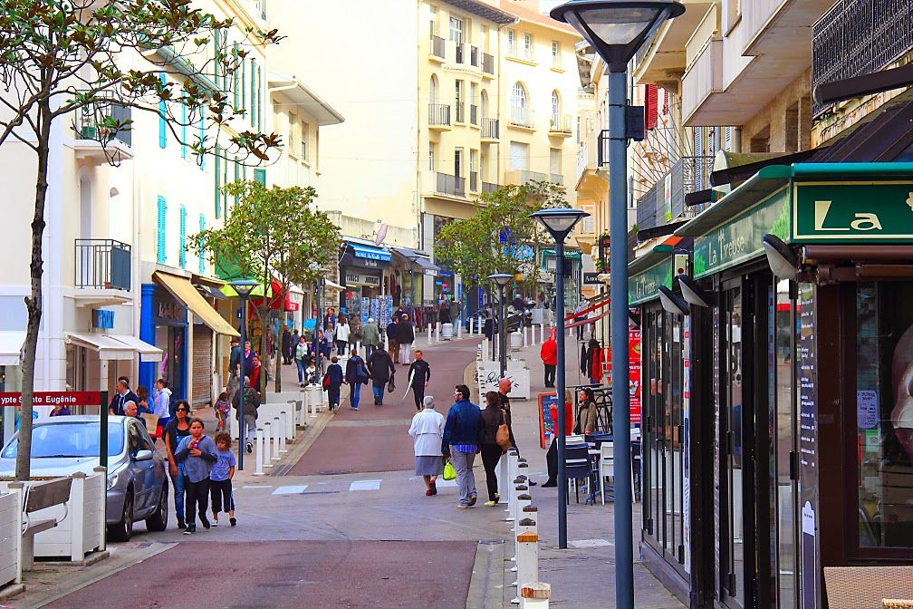 Biarritz Southern France, shopping | Biarritz France