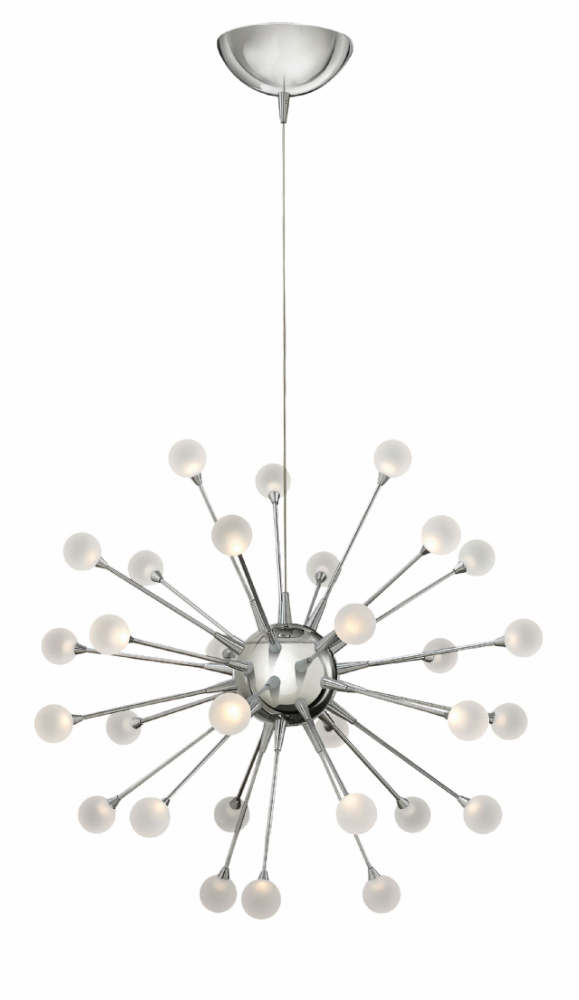 Hinkley Lighting carries many Polished Chrome Impulse Chandeliers