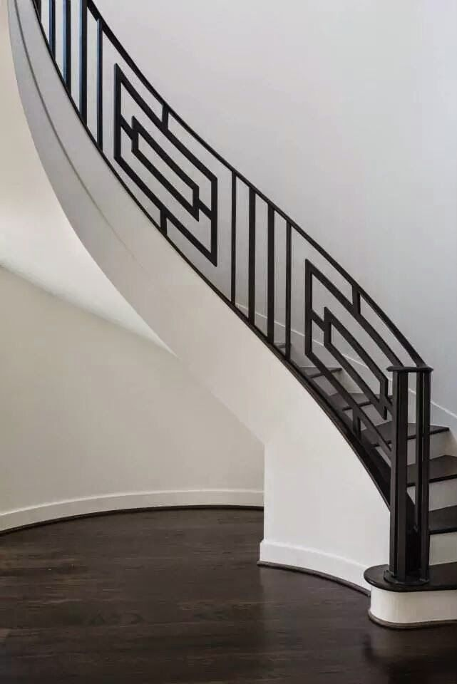 Best California Contemporary Stair Railing Design Stairs 640 x 480
