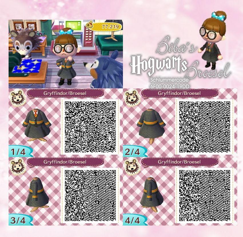 Rock Jacke Skirt Jacket Dress Gryffindor Wizard Zauberer Broesel Spiel A Letter From Hogwarts Harry Pott Animal Crossing Qr Animal Crossing Acnl