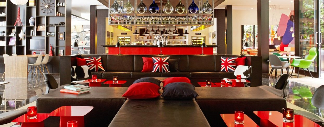 citizenM Bankside London\u0027s South Bank hotel Places to visit - design hotel citizenm london