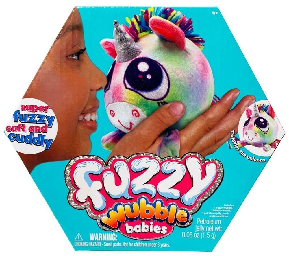 Fuzzy Wubble Snuggle Babies Rainbow Twinkles Unicorn Plush Squeeze Ball Toy 42409805114 Ebay In 2020 Baby Unicorn Baby Piglets Unicorn Plush