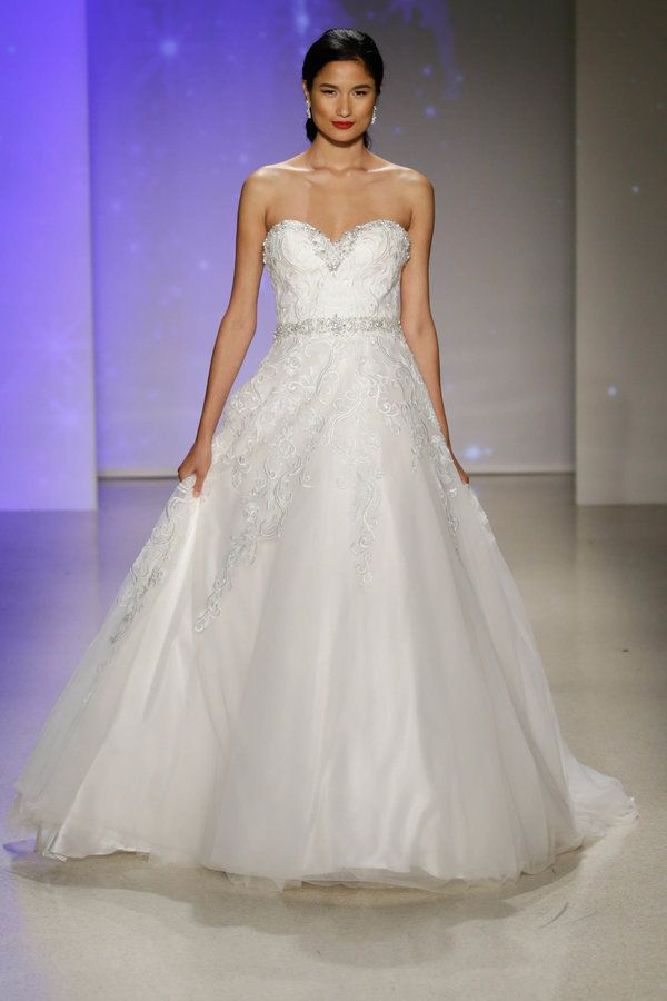 The Latest Magical Collection Of Disney Princess Wedding Dresses Is Here