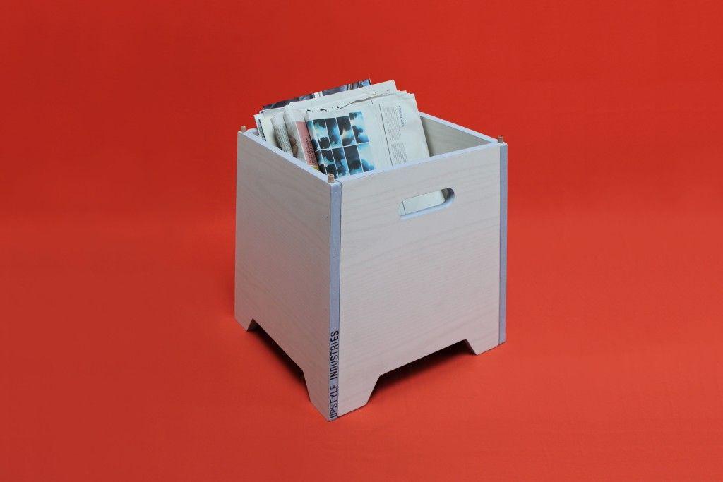 Upstyle Industries Kistkruk - 100% reuse