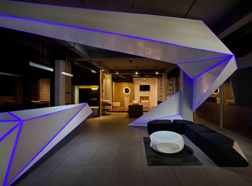 Bathroom Design Showrooms Nude Emporio Design 5 Provocative Modern Architecture Approach For