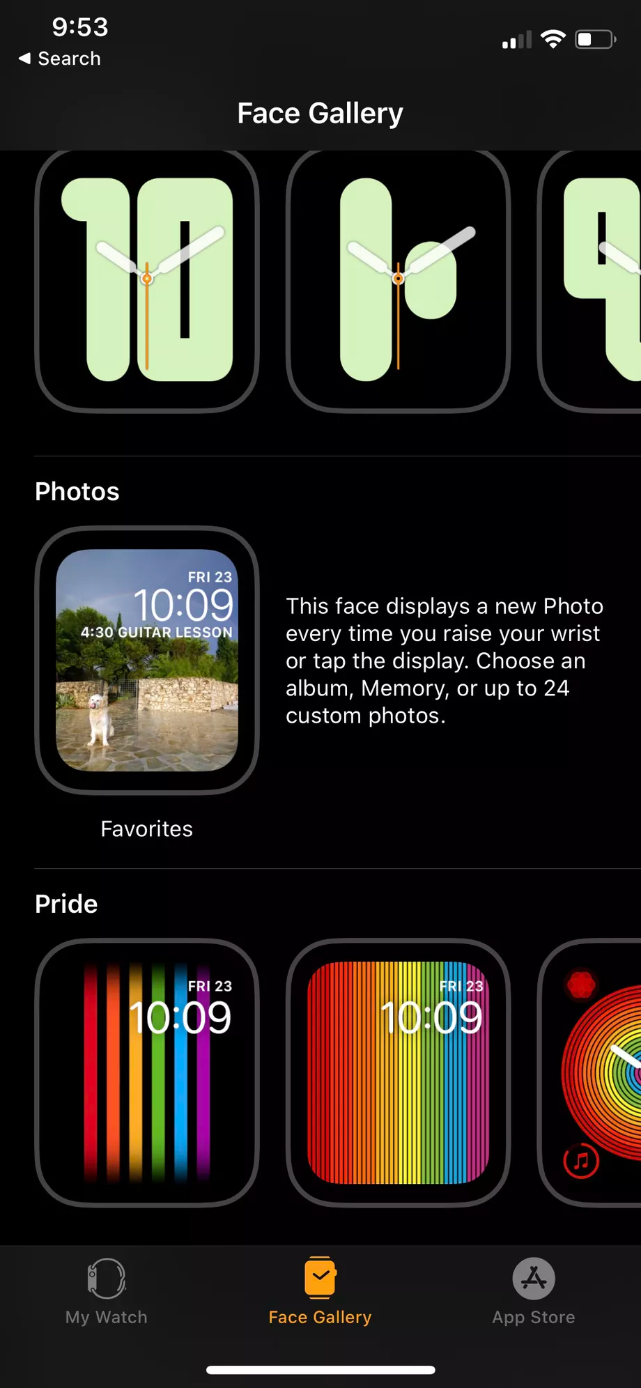 How to turn GIFs into a wallpaper for your Apple Watch ...