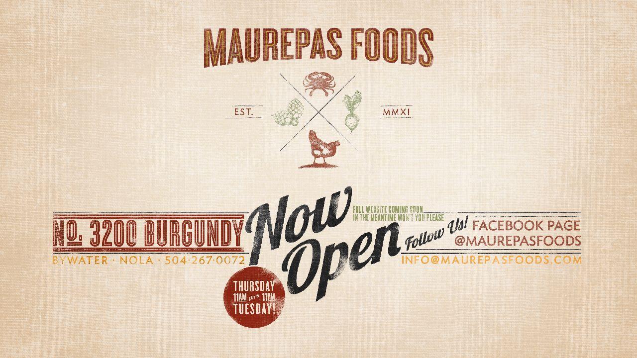Pin By Alyson Hood On Web Food Website Design Restaurant Website Maurepas