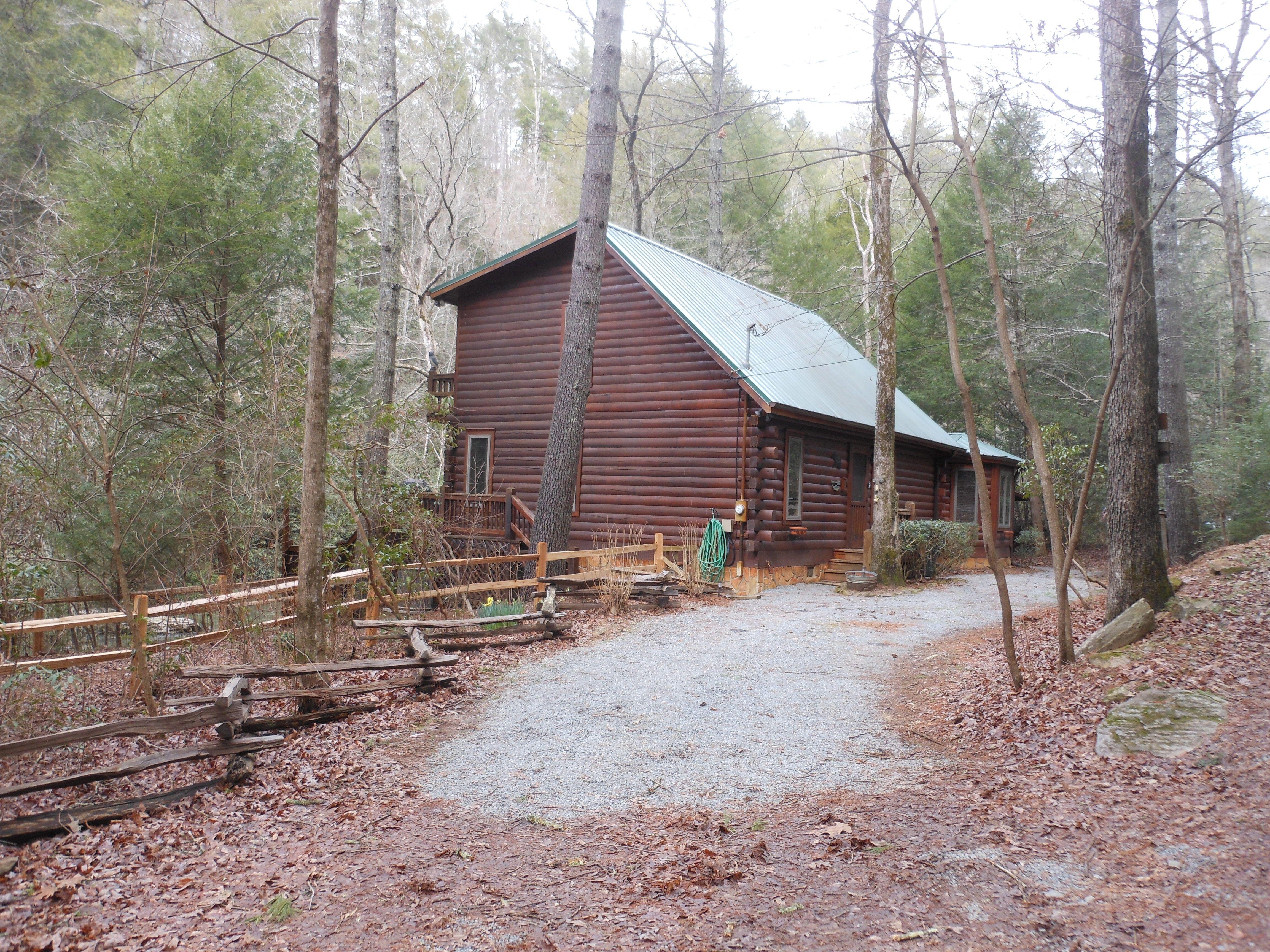 ga forever room ellijay rock sliding living cabins large property item in friday