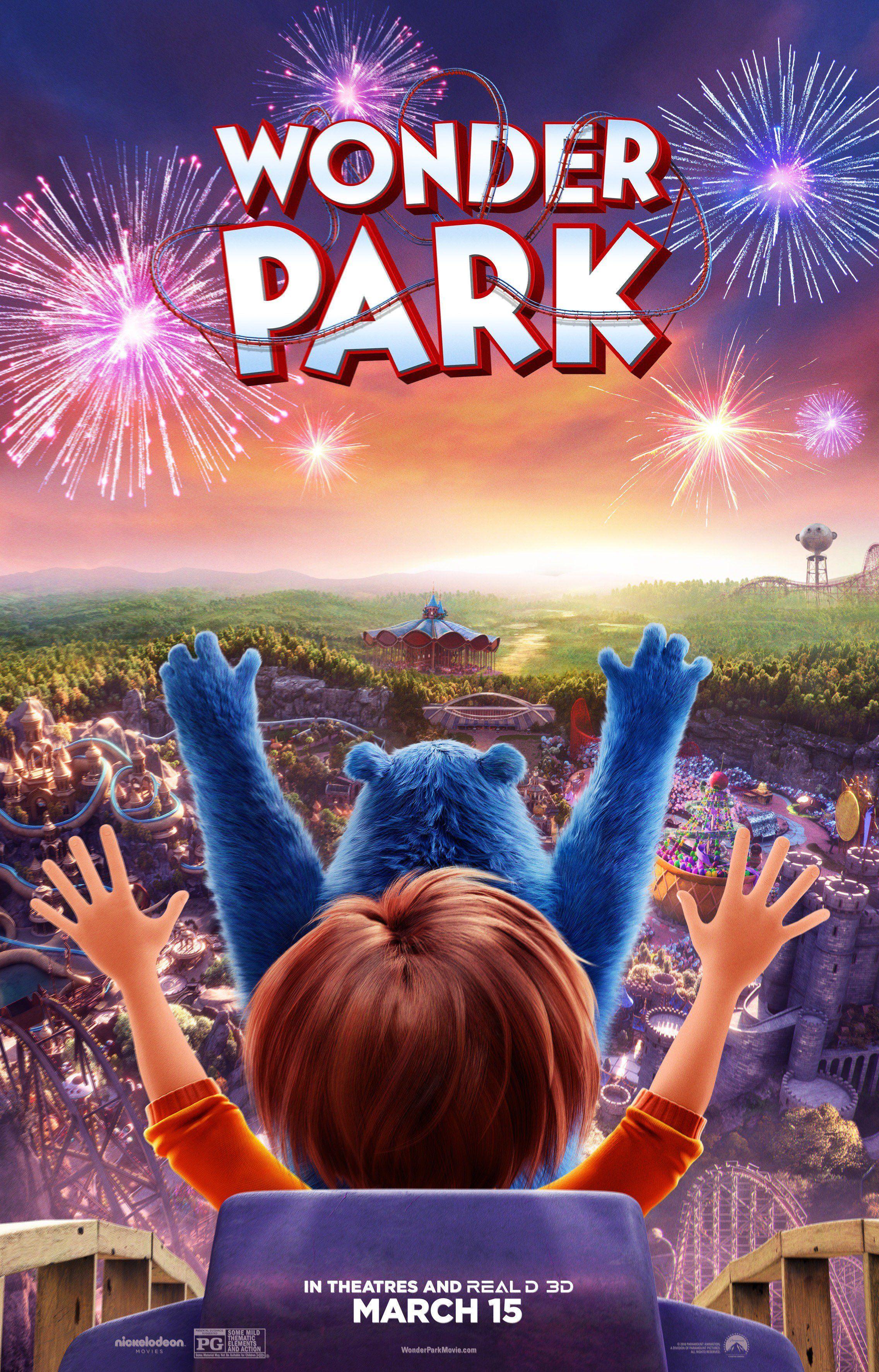 A Sua Imaginacao Vai Ganhar Vida Em Wonderpark