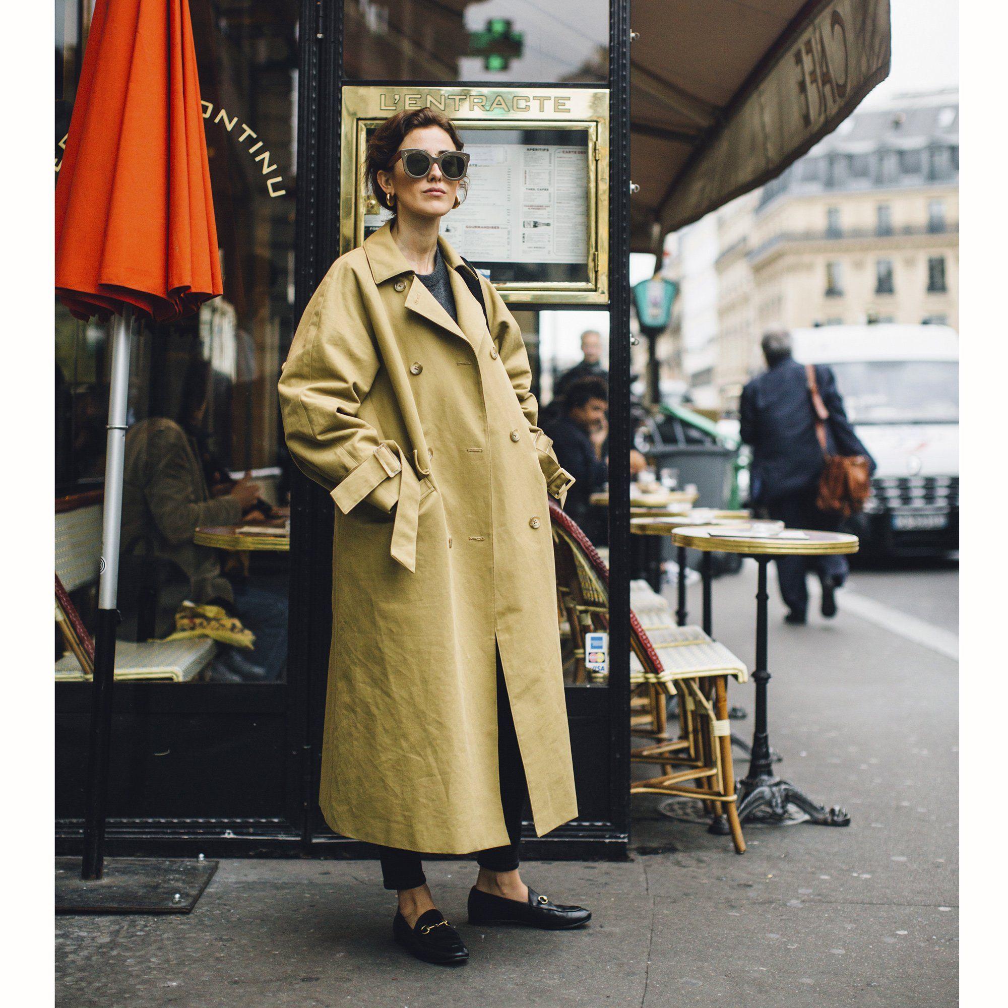 Comment porter la veste oversize ?