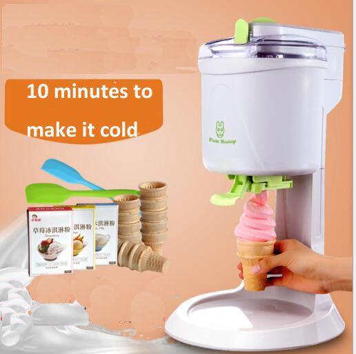 뜨거운 판매 소프트 서비스 아이스크림 기계 아이스크림 메이커 구식 아이스크림 메이커