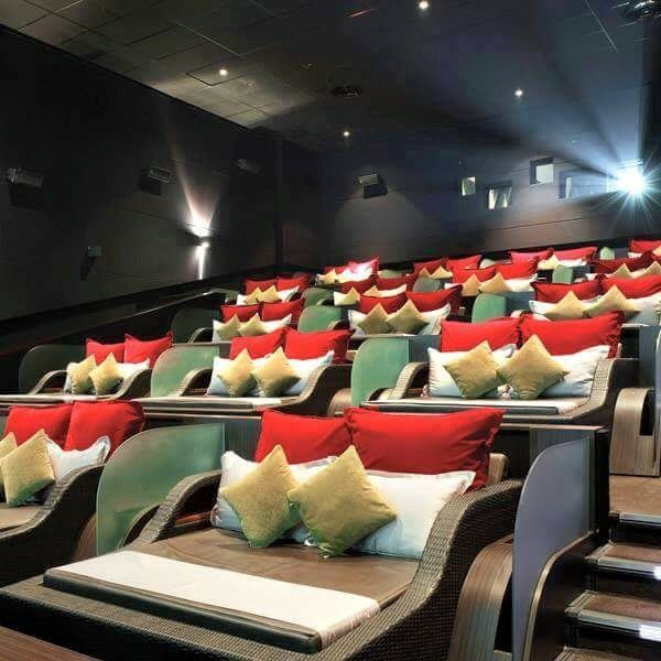 21 Incredible Home Theater Design Ideas Decor Pictures: Theater Room Design, Home Theater Rooms