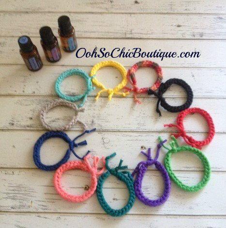 Adjustable Diffuser Bracelet Aromatherapy Bracelet Essential Oil