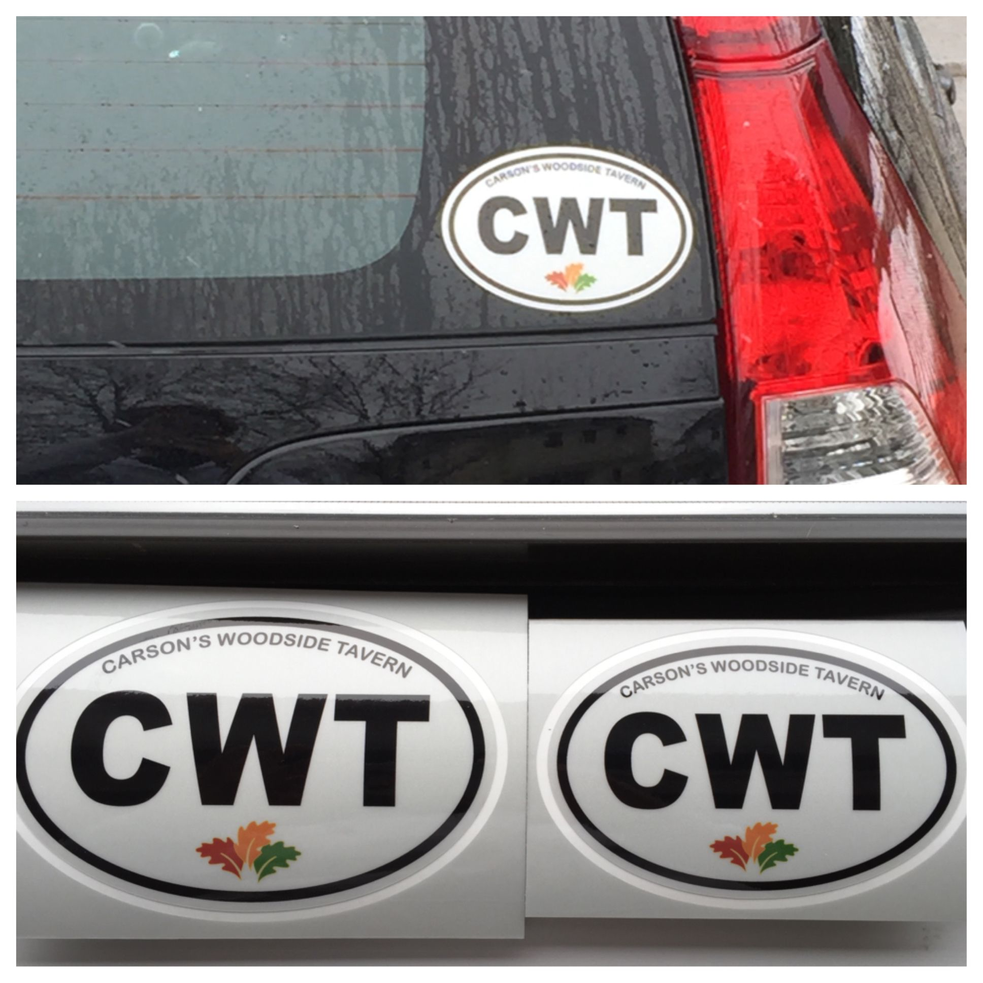 Car stickers design your own - Check Out These Sweet Custom Reflective Bumper Stickers Call Us At 315 663