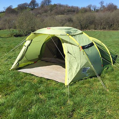 Quechua 2 Seconds XXL 4 Man Popup Tent- C&ing / Festivals (pop up) & Quechua 2 Seconds XXL 4 Man Popup Tent- Camping / Festivals (pop ...