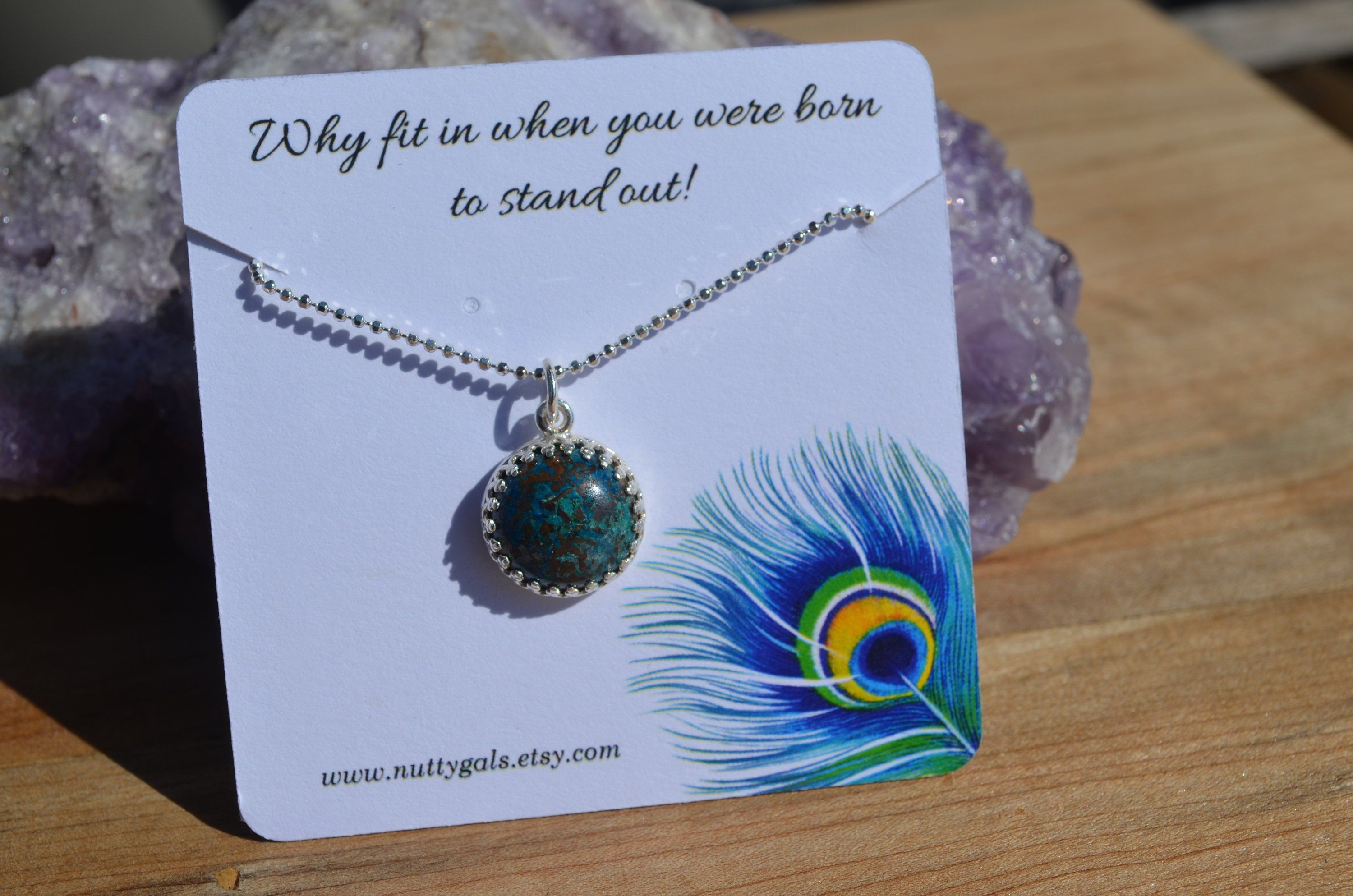 """Pin on Etsy- """"Nuttygals"""" jewelry shop"""