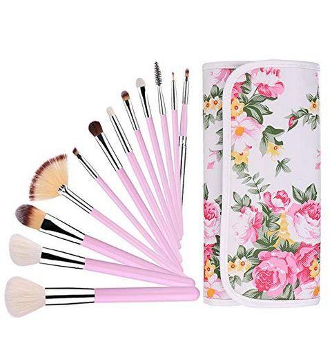 UNIMEIX Makeup Brushes 12 Pieces Professional Makeup Brush ...
