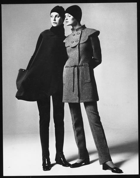 Pierre Cardin 1960-70's. | Pierre cardin, Vintage fashion photography,  French fashion designers