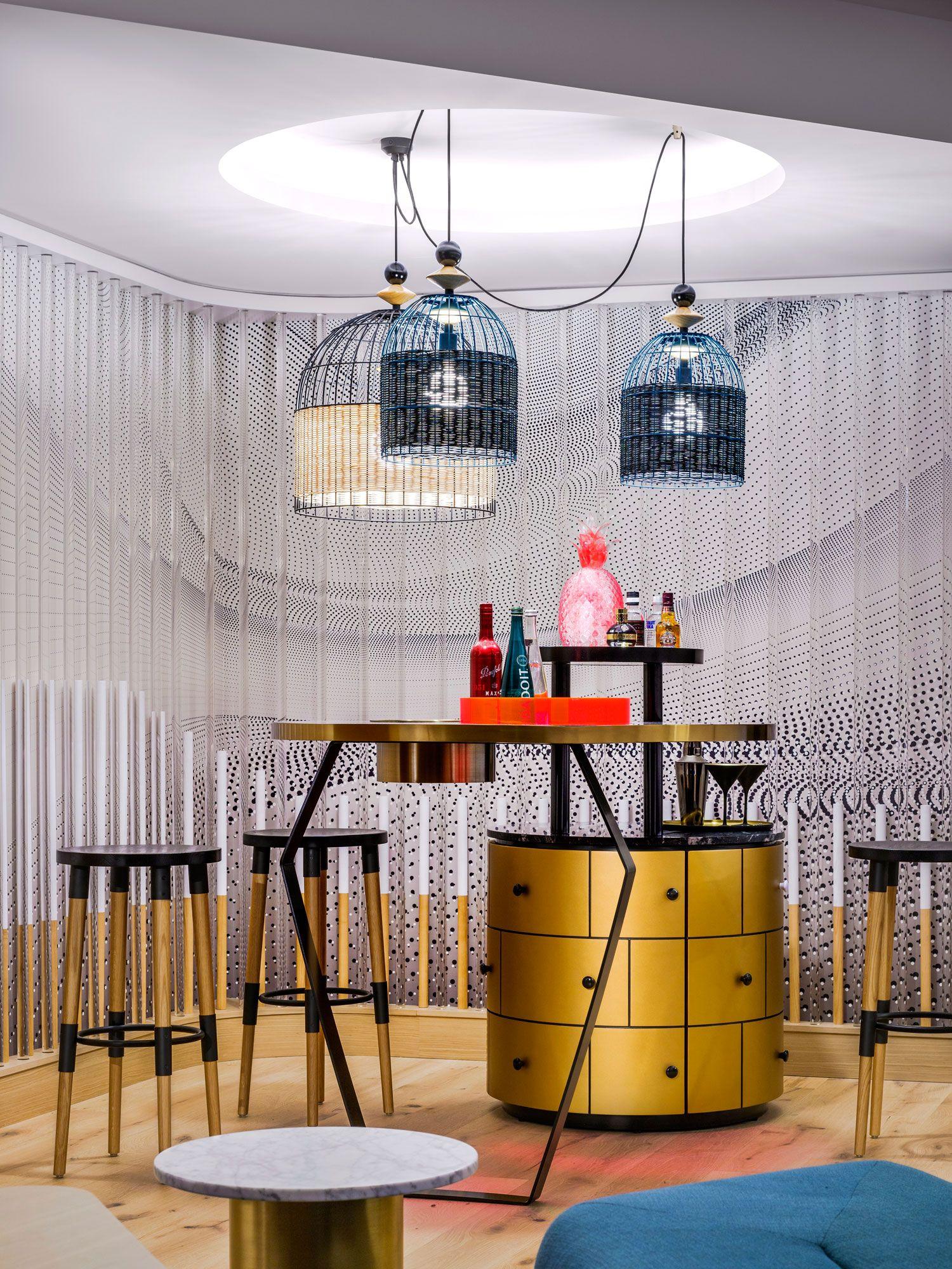 W Hotel Brisbane By Nic Graham Associates Hotel Interiors