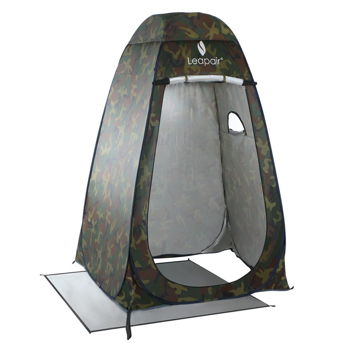 Leapair Instant Pop Up Privacy Tent | Camping shower, Tent