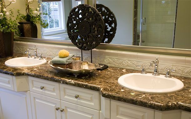 Projects Eco Marble Granite Marble Countertops Bathroom