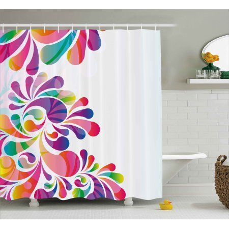 Enhance The Look Of Your Bathroom With Trendy Shower Curtain Rods