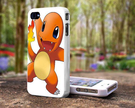 Charmander Pokemon iphone 4 case iphone 5 case by caseBozook, $16.89