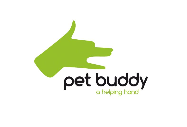Pet Buddy Logo Design By Laura Swaddle