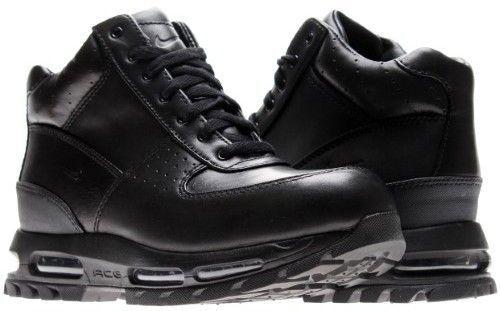 865031 009 men air max goadome nike black | Nike men, Nike