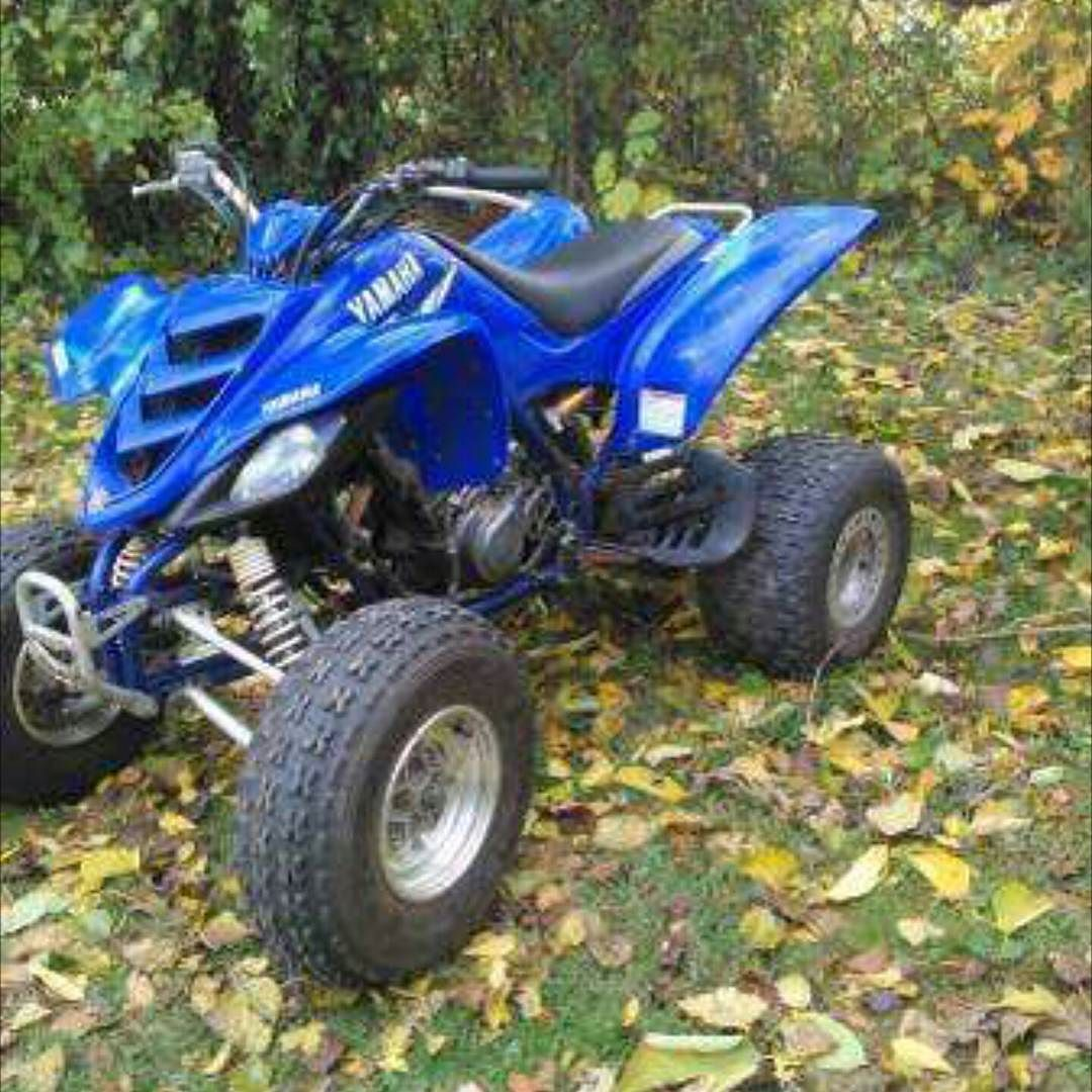 2001 Yamaha Raptor 660 for sale $2000 just copped this today. For Resale.