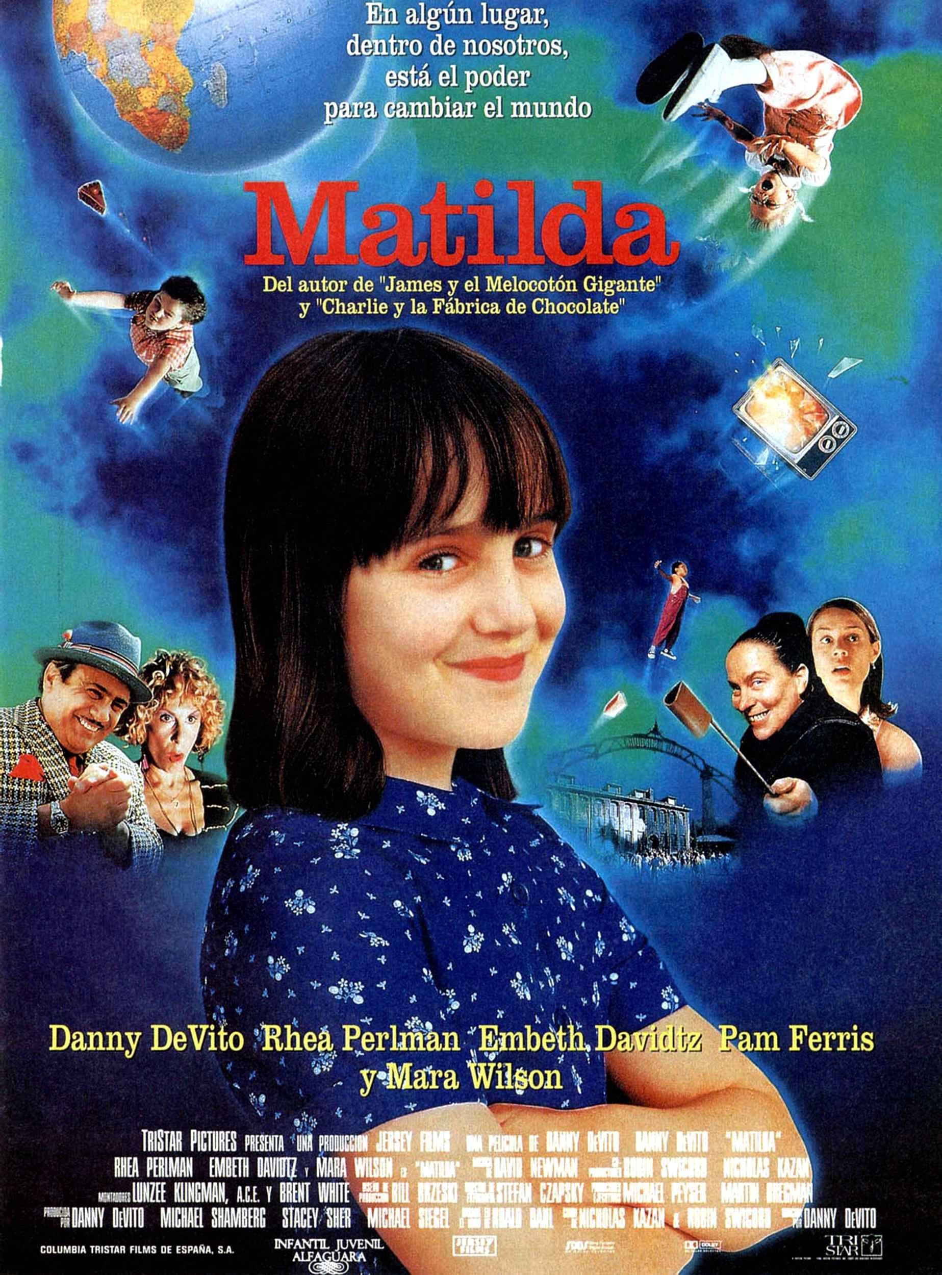 Matilda Películas De Halloween Ver Películas Peliculas