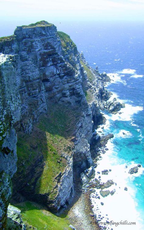 Cape of Good Hope in South Africa - Cape Point