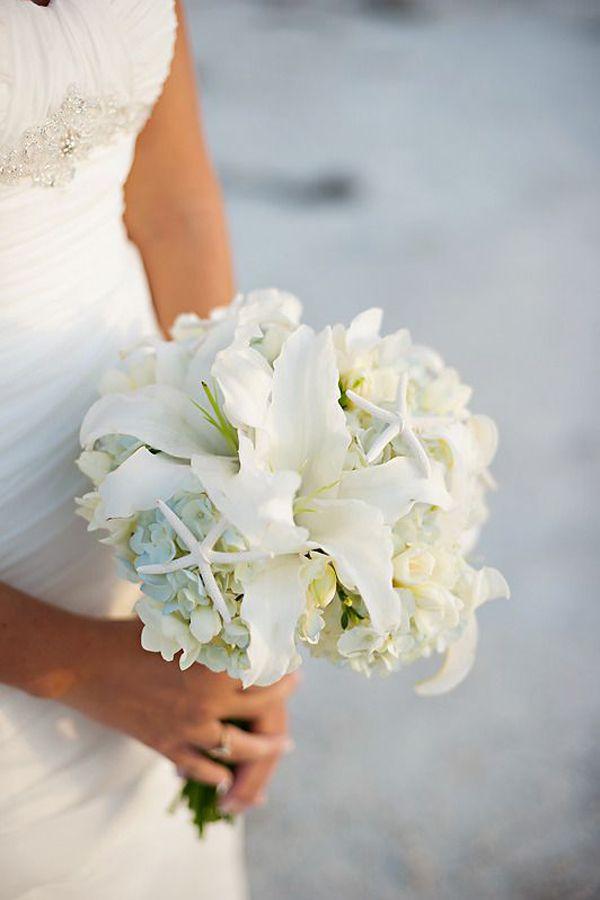 Bouquet Sposa Spiaggia.Bouquet Matrimonio Sul Mare Matrimoni A Tema Spiaggia Idee
