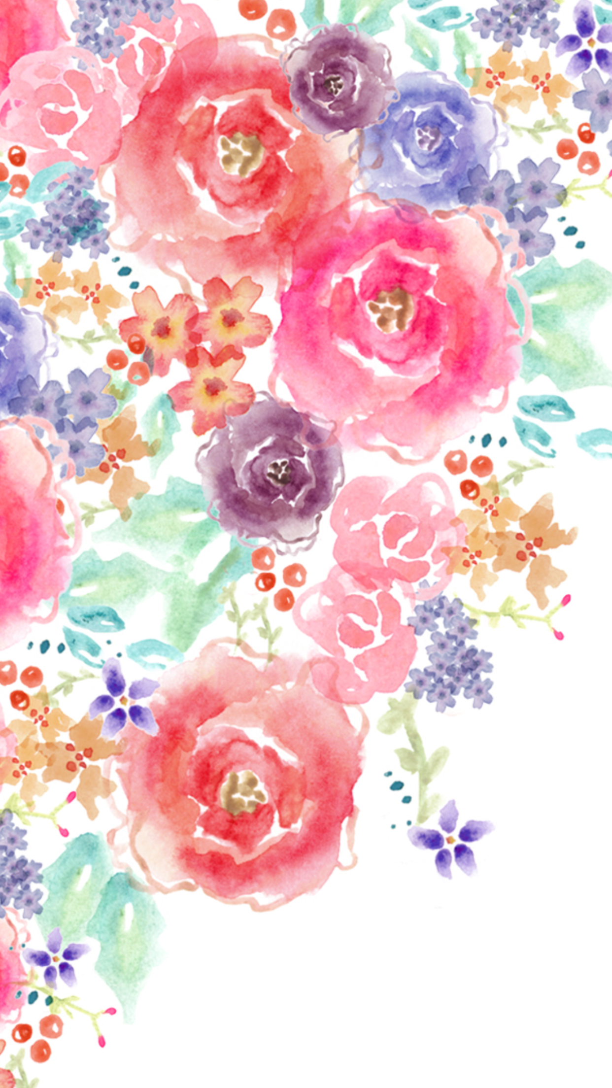 Pin by Megan Kleinert on Crafts Watercolor flower