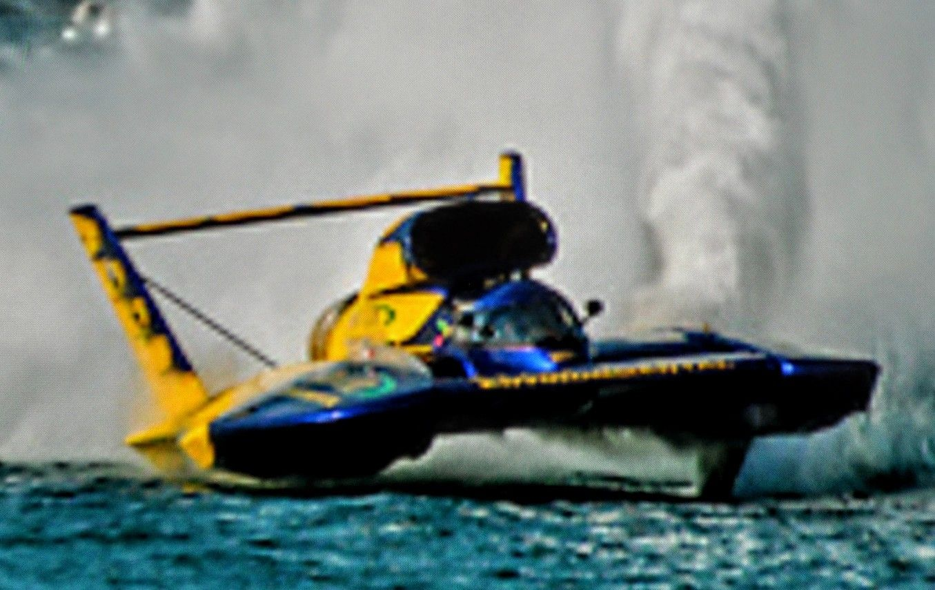 Pin by Bill Thresher on H1 hydroplanes turbine Boat