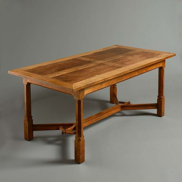 Arts U0026 Crafts Dining Table