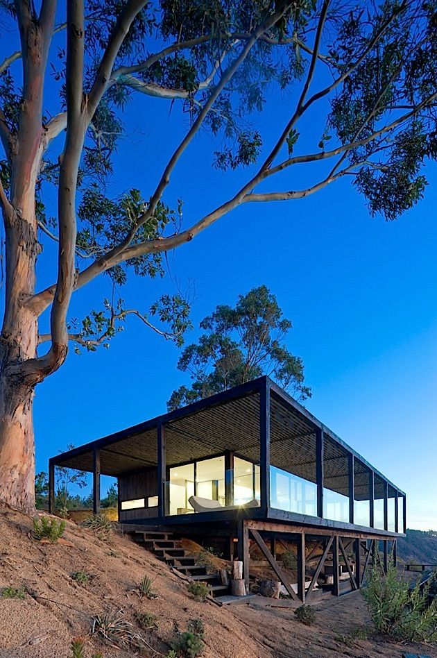architektur casa till ein tolles haus mit blick aufs meer - Buro Zu Hause Mit Seestuckunglaubliche Bild