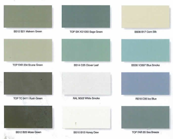 painted garden shed colours uk - Google Search