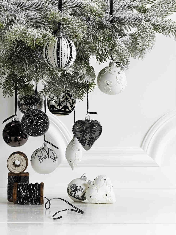 Weihnachtsbaum Schwarz Weiß.Der Perfekte Weihnachtsbaum Tipps Im Schwarz Weiß