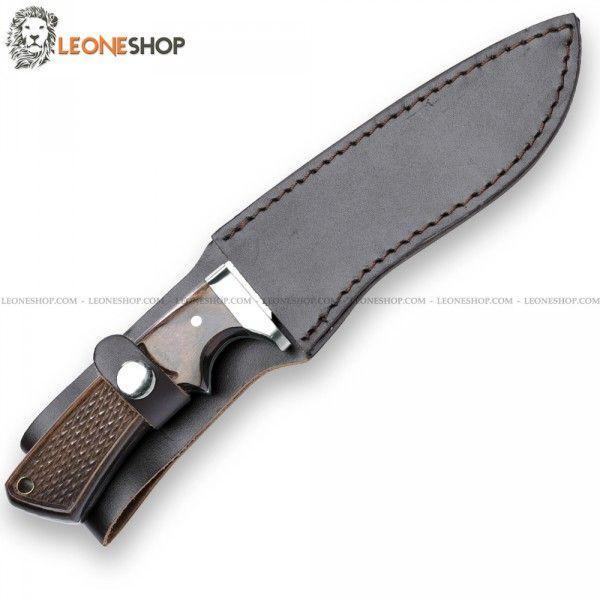 Coltello da caccia a lama fissa black fox knives italia - Coltelli da tavola lama liscia ...