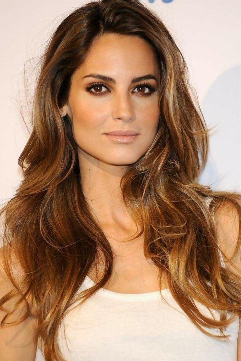 Tipps fur schone braune haare