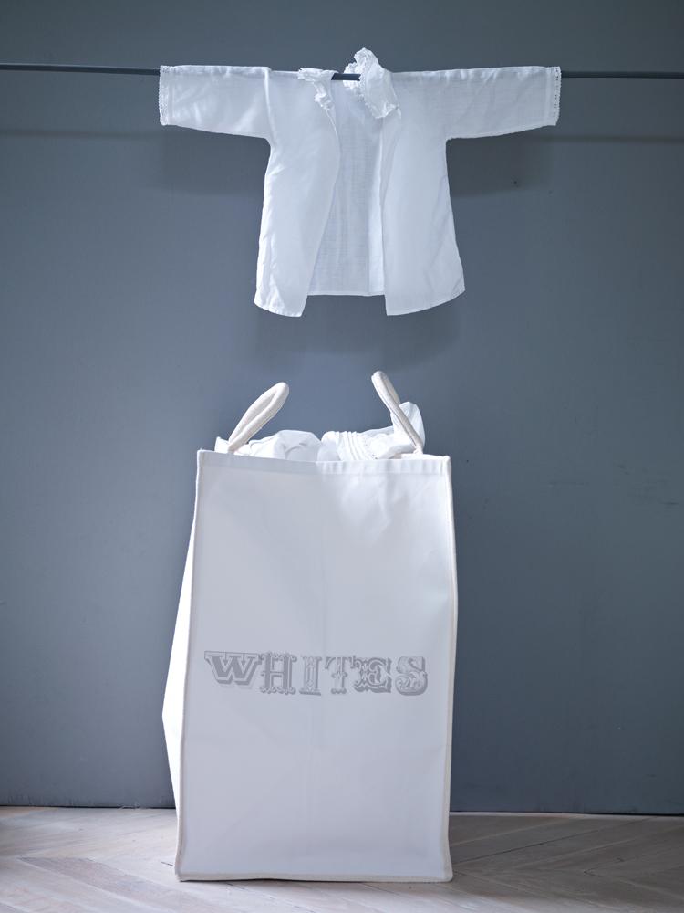White Laundry Bag White Laundry White Laundry Basket Laundry