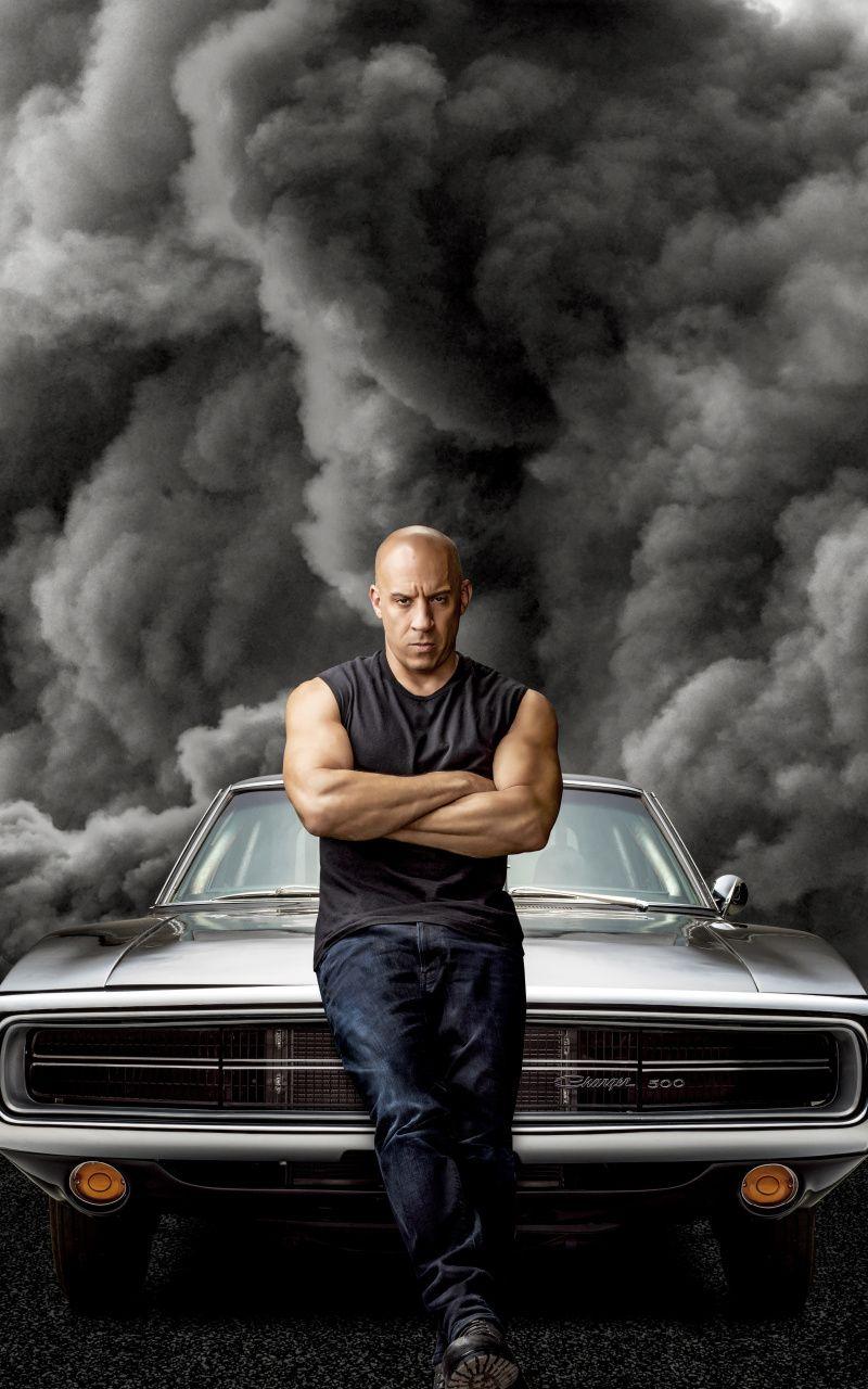 Download Vin Diesel Movie Fast Furious 9 Wallpaper For Screen