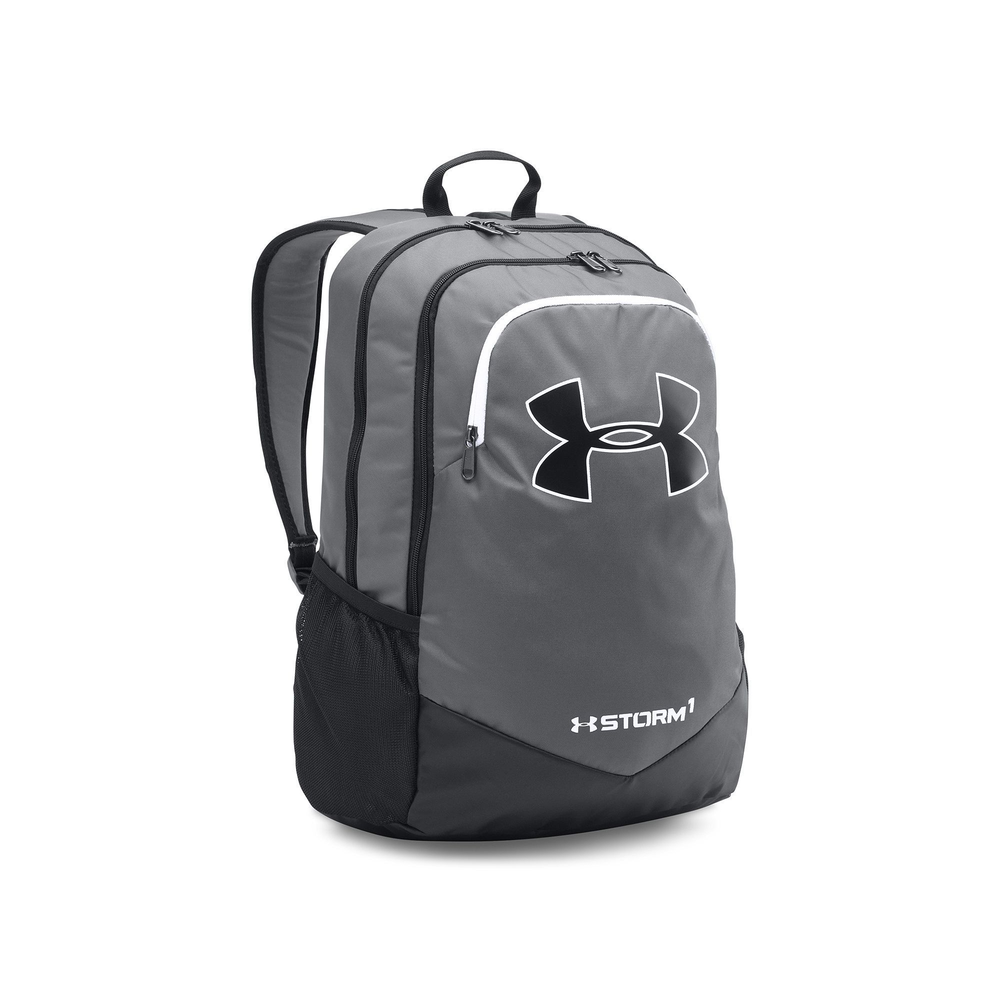 b4e3f0abe0ec Grey And White Under Armour Backpack- Fenix Toulouse Handball