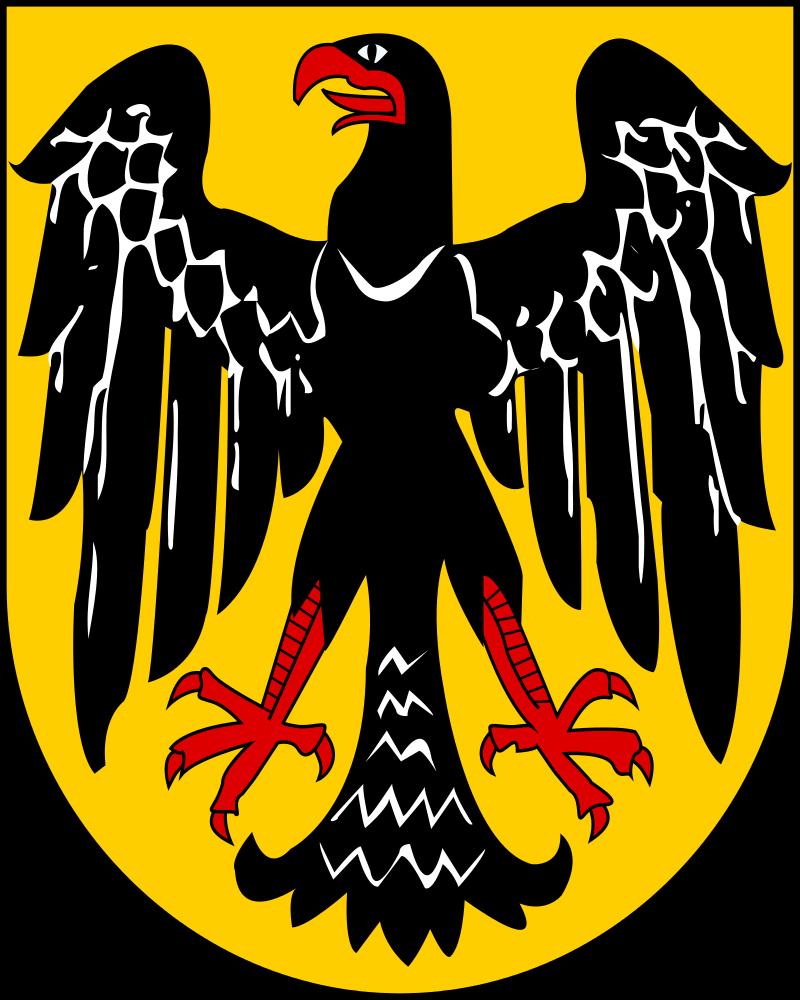 german eagle doepler u0027s design 1919 u201328 crest of weimar republic