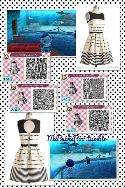 Mzbecksboo inspired by modcloth s promoting elegance for Acnl boden qr codes