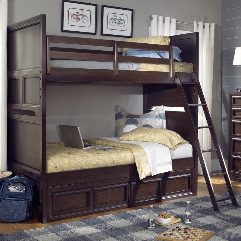Elegant Twin Over Queen Bunk Bed Fresh Grayson Bunk Bed