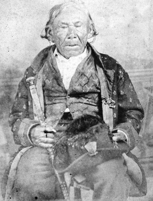 Chief Napoleon Bonaparte as the Goverment named him, real name Snah-Talc Sub Chief of the Point Elliott Traty Signer. Our GG Grandfather,