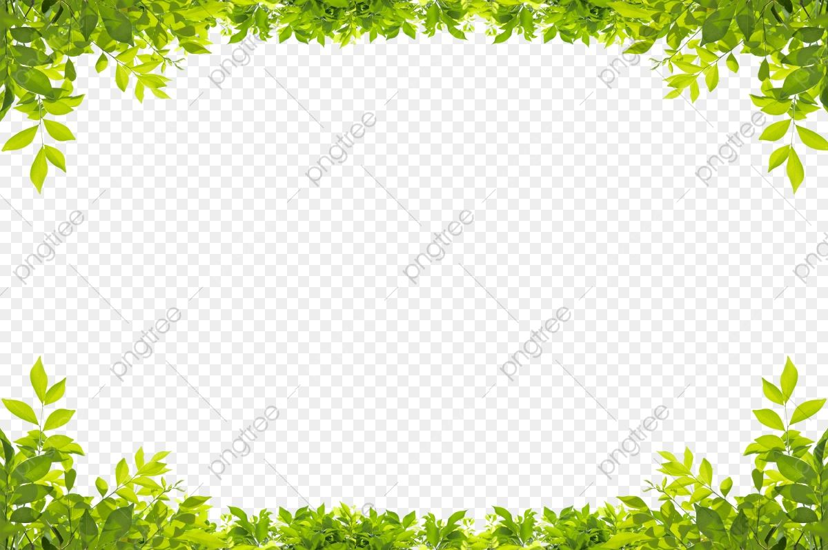 Green Leaves Border Leaf Frame Up And Down Png Transparent Clipart Image And Psd File For Free Download Leaf Border Flower Backgrounds Scripture Images