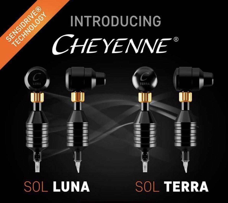 Cheyenne sol luna and sol terra what big guys tattoo